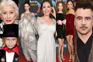 """Angelina Jolie z dziećmi, Helen Mirren z wnuczką i Colin Farrell z synem świętują premierę """"Dumbo"""" (ZDJĘCIA)"""
