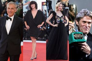 Wenecja 2018: Gwiazdy na zakończeniu festiwalu: Szumowska, Watts, Defoe, Waltz...