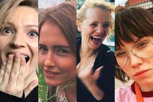 Szelągowska, Frycz, Kulig, Gąsiorowska - one robią kariery bez operacji plastycznych i przeróbek w Photoshopie (ZDJĘCIA)