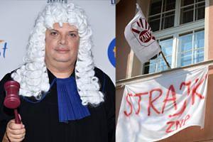 """Skiba popiera strajk nauczycieli: """"Zarabiają mniej niż robotnik. TO SKANDAL"""""""