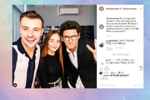 Angelika Mucha i Damian Kordas chwalą się występem u Wojewódzkiego