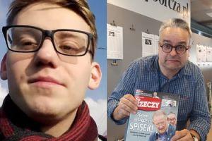"""Były pracownik TVP grozi dziennikarzowi """"Wyborczej"""": """"ŚMIERDZĄCY PAPARUCHU - jeszcze raz obrazisz publicznie Magdę Ogórek, to dostaniesz ode mnie w zęby"""""""
