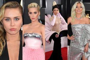 Grammy 2019 rozdane! Srebrna Lady Gaga, cukierkowa Katy Perry, Cardi B w perłach (ZDJĘCIA)