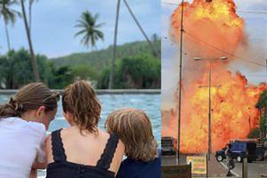 W zamachach na Sri Lance zginęło troje dzieci duńskiego miliardera!