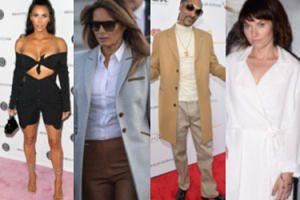 Najciekawsze uliczne stylizacje tygodnia: Trump, Kardashian, Gąsiorowska… (ZDJĘCIA)