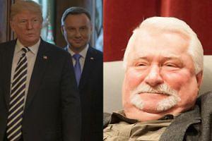 """Wałęsa śmieje się z Dudy! """"ZNAJDŹ RÓŻNICĘ"""""""