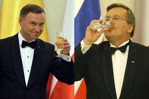 Administracja Komorowskiego wydawała na alkohol 400 tysięcy złotych rocznie! Duda pije mniej…