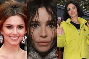 """Cheryl promuje nową muzykę i twarz w Londynie. """"Co ona sobie zrobiła?"""" (ZDJĘCIA)"""