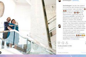 Dominika Gwit szykuje się do pierwszej rocznicy ślubu