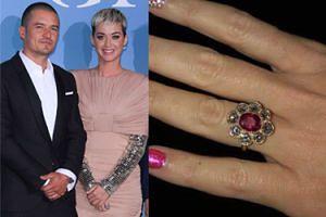 Katy Perry i Orlando Bloom zaręczyli się w Walentynki!