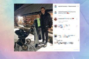 Marina z Wojtkiem i małym Liamem wypoczywają w Zakopanem