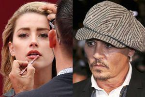 To Amber Heard ZNĘCAŁA SIĘ nad Johnnym Deppem? Aktor pokazał zdjęcie ze szpitala! (FOTO)