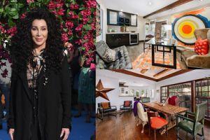 Cher sprzedaje swoją posiadłość w Beverly Hills za 2,5 miliona dolarów (ZDJĘCIA)