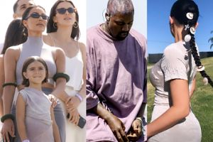 """Kanye West """"odprawił mszę"""" na Coachelli. """"Wyjątkowy wizjoner"""""""