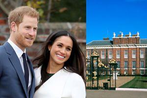 Meghan i Harry wyprowadzili się od Kate i Williama! Zamieszkają w nowej rezydencji