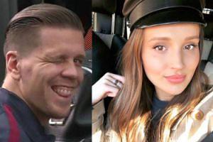 """Wojciech Szczęsny rozpływa się nad Mariną: """"Ty to nawet w moim stroju bramkarskim wyglądałabyś jak MILION DOLARÓW"""""""