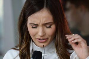 """Marina ubolewa w """"DD TVN"""": """"Jestem osobą bardzo pracowitą, chociaż wrzucono mnie do worka WAGs"""""""
