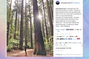 Książę Harry zrobił Meghan zdjęcie w lesie