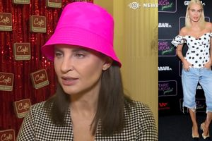 """Horodyńska mędrkuje w różowym kapeluszu: """"Polki dużo obserwują, ale nie zawsze wybierają z tego to, co dla nich właściwe"""""""