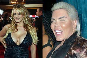 """Domniemana kochanka Trumpa wystąpi w """"Big Brotherze""""! Z Żywym Kenem i modelką z walizki..."""