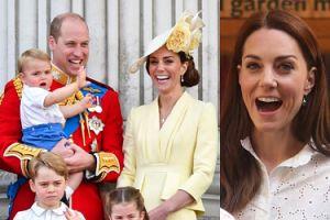 Kate Middleton i książę William chętnie korzystają z pomocy opiekunek. Ile niań zajmuje się ich dziećmi?