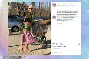 """Wiosenna Kasia Zielińska """"szuka słońca"""""""