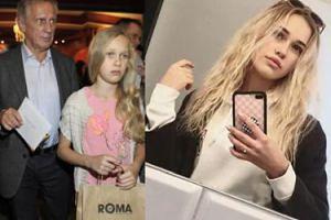Córka Englerta dostała się na studia aktorskie w Nowym Jorku
