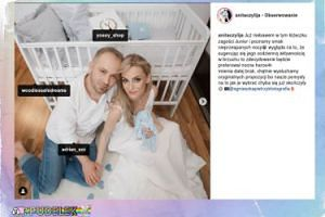 """Aneta i Adrian ze """"Ślubu od pierwszego wejrzenia"""" monetyzują oczekiwanie na dziecko"""