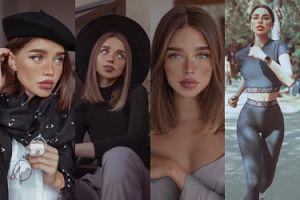 """Poznajcie  Septembrenell, rosyjską instagramerkę o """"idealnych"""" rysach (ZDJĘCIA)"""