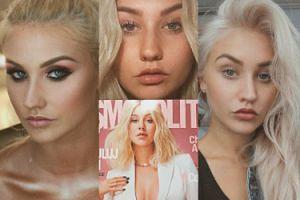 Blogerka z Polski twierdzi, że wygląda jak... Christina Aguilera! Też to widzicie? (ZDJĘCIA)