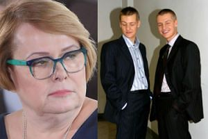 """Łepkowska znów kwestionuje talent swoich aktorów: """"Grać może prawie każdy"""""""