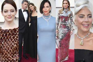 Oscary 2019: Zobaczcie kreacje gwiazd z czerwonego dywanu! (DUŻO ZDJĘĆ)