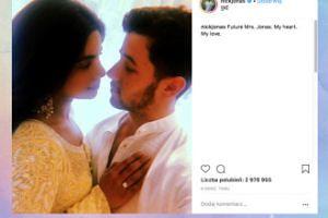 Nick Jonas zaręczył się z przyjaciółką Meghan Markle