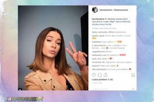 Malinowska wróciła na Instagram