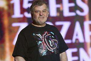 Dawno niewidziany Krzysztof Globisz na festiwalu Zaczarowanej Piosenki w Krakowie