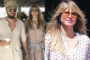 Heidi Klum i Tom Kaulitz załatwiają ostatnie sprawy przed hucznym weselem na Capri (ZDJĘCIA)