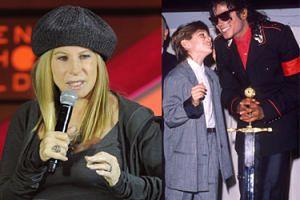 """Barbra Streisand o mężczyznach, którzy oskarżają Jacksona o molestowanie: """"To doświadczenie ich nie zabiło"""""""