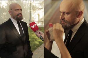 """Adamczyk o nowej roli: """"Cieszyłem się, że zagram anonimowego prezydenta"""""""