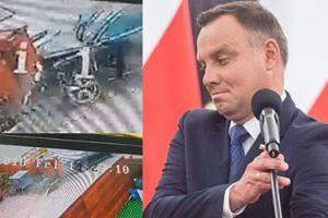 """Radny PiS spowodował kolizję po pijanemu. To wujek Andrzeja Dudy! """"Wypiłem naparsteczek alkoholu"""""""