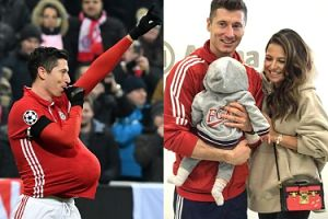 """Robert Lewandowski planuje kolejne dziecko? """"Mam nadzieję, że rodzina W PRZYSZŁOŚCI SIĘ POWIĘKSZY"""""""