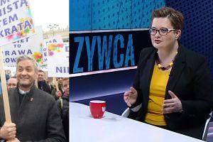 """Lubnauer krytykuje Wiosnę Biedronia: """"Jest tak samo populistyczna jak PiS"""""""