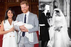 Meghan Markle i książę Harry świętują PIERWSZĄ ROCZNICĘ ŚLUBU! Pokazali niepublikowane zdjęcia