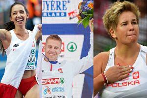 Mistrzostwa Europy w lekkoatletyce: Polska wywalczyła 7 ZŁOTYCH MEDALI!