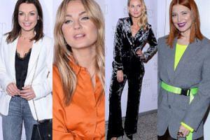 Eleganckie gwiazdy użyczają wizerunku na otwarciu nowej restauracji: Glinka, Socha, Moro, Fijał... (ZDJĘCIA)