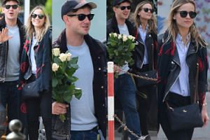 Antek Królikowski zabrał nową dziewczynę na romantyczny spacer w towarzystwie fotoreporterów (ZDJĘCIA)