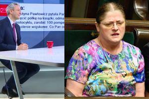 """Robert Biedroń odpowiada Krystynie Pawłowicz: """"Zapraszam panią poseł na wspólne dwutygodniowe szkolenie wojskowe"""""""