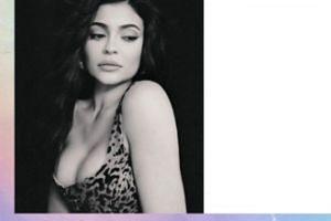 Panterkowa Kylie Jenner szczuje biustem na Instagramie