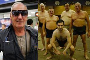 """""""Lepiej późno niż wcale"""": uczestnicy walczą z zawodnikiem sumo i jedzą trującą rybę. """"Bardzo przyjemna ostatnia wieczerza"""""""