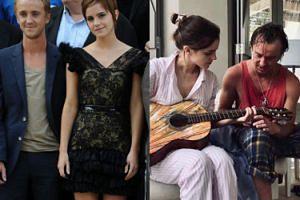 Emma Watson SPOTYKA SIĘ z Tomem Feltonem!? Zdjęcie aktora udostępnione na Instagramie wzbudziło falę podejrzeń (FOTO)