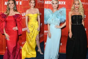 Gwiazdy lansują się na gali amfAR: Kary Perry, Heidi Klum, Robert Pattinson... (ZDJĘCIA)